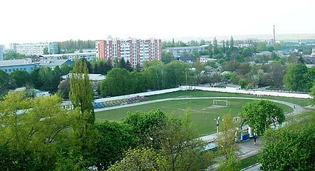 Stadion Ungheni